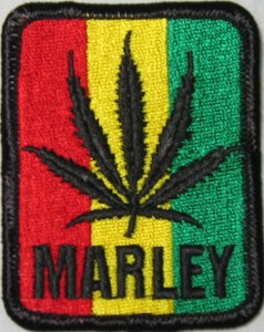 Brendan Spaar has no problem with Bob Marley